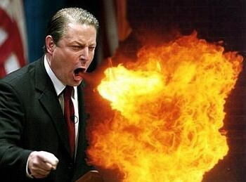 FIVE YEARS AGO TODAY… Al Gore Predicted the North Pole Will Be Ice Free in 5 Years   The Gateway Pundit
