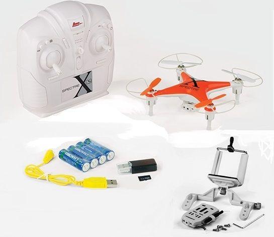 Spectre X Drone, WiFi FPV Camera - Green (AZSH1600FPVG) [AZSH1600FPVG] - 175.00€ : Modellsport.GR, RC Models, Τηλεκατευθυνόμενα,Μοντελισμός-Model Shop