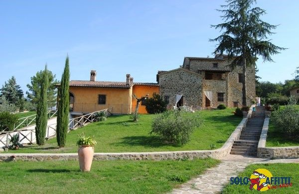 Holiday home with private pool, restored from an old farmhouse. The ideal accommodation for a large group