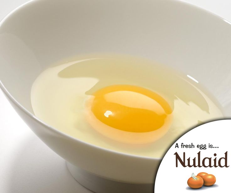 #DidYouKnow that more than half the protein of an egg is found in the egg white along with vitamin B2 and lower amounts of fat and cholesterol than the yolk. #Nulaid