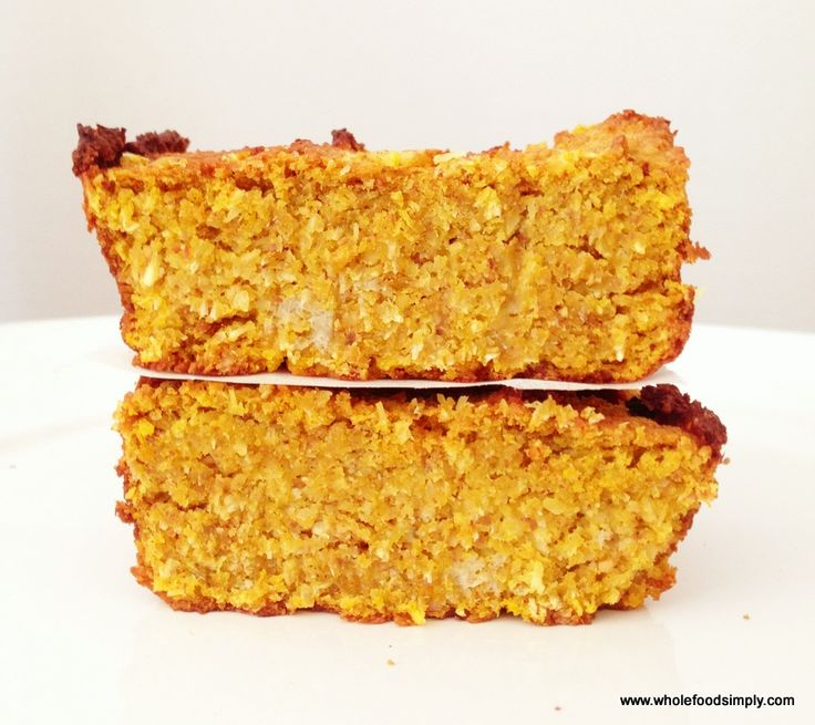 Wholefood Simply Snack Bars - paleo, gluten, grain, dairy, sugar, egg and sweetener free