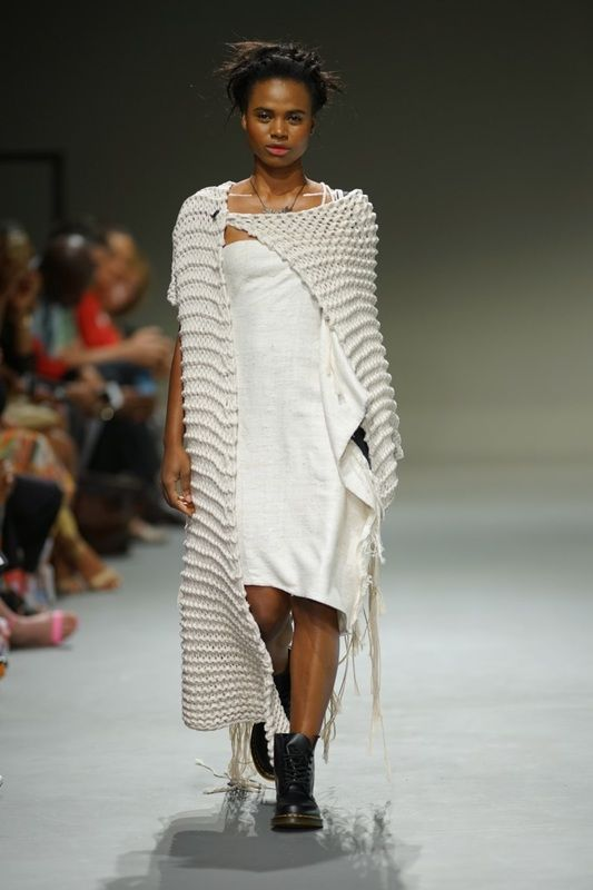 SIES!isabelle winter 2016 showcased at South African Fashion week
