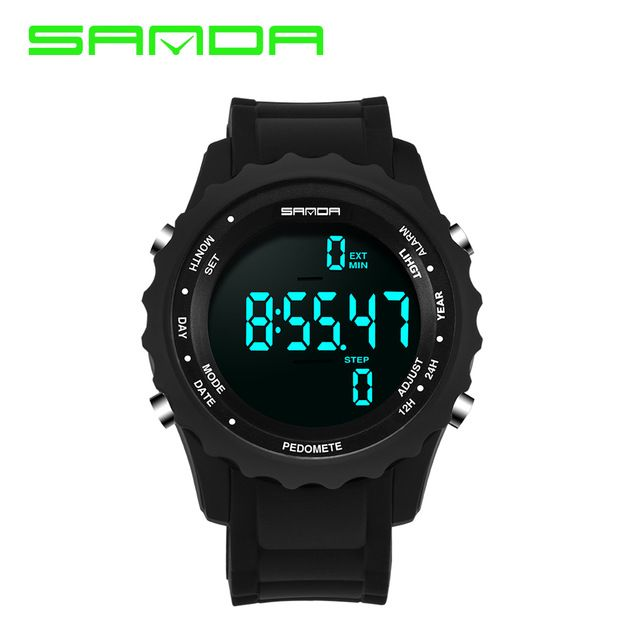 Good price SANDA Fashion Men Sports Watches Waterproof Outdoor Fun Digital Watch Swimming Diving Wristwatch Reloj Hombre Montre Homme  just only $11.99 with free shipping worldwide  #menwatches Plese click on picture to see our special price for you