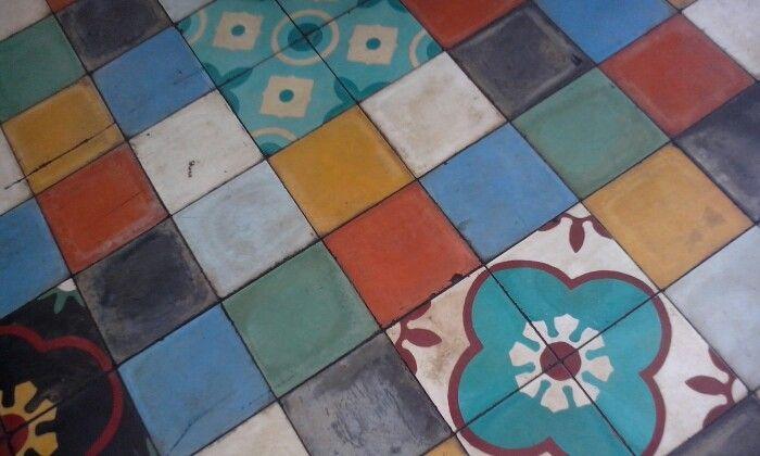 Nice tiles - Bandung
