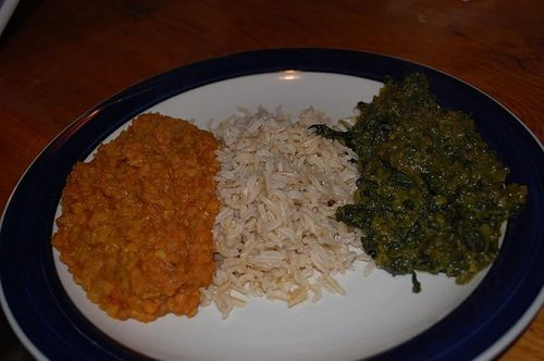 @Mo Scher check it out! Saag (Indian Spinach): Spinach Recipe, Happy Herbivore, Indian Recipes, Foodie, Food Indian, Vegan Recipes, Vegan Saag, Indian Food