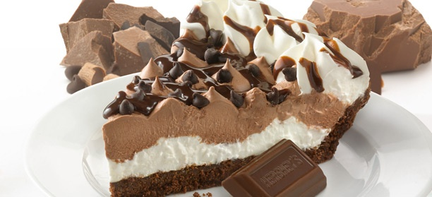 Edward's Hershey's Creme Pie..this was delicious and a big hit with family..will definitely get again!!!