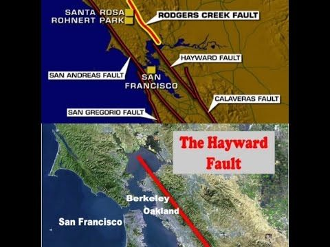 San Francisco Bay Area Quake Warning: Two Potentially Deadly Earthquake Faults Found To Be Connected : Nature & Environment : Science World Report