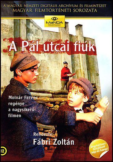 A Pál utcai fiúk (DVD) - Dalnok Kiadó Zene- és DVD Áruház - Magyar filmek