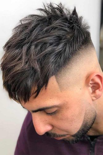 Crew Cut Hair Ideas: The Timeless Haircut for Men ★ See more: http://lovehairstyles.com/crew-cut-mens/
