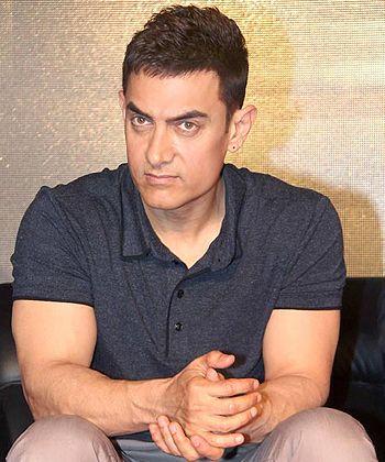 Aamir Khan's straight forward takes!