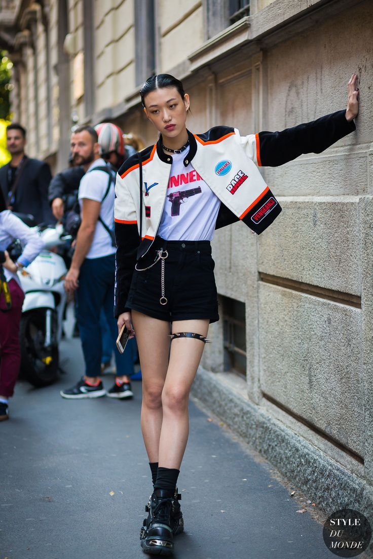 #whowhatwear Sora Choi by STYLEDUMONDE Street Style Fashion Photography