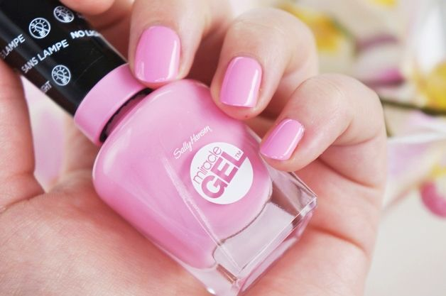Sally Hansen 'Pink Cadillaquer' Miracle Gel