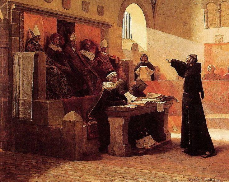 ⌛️ 20 avril 1233 : début de l'Inquisition en France