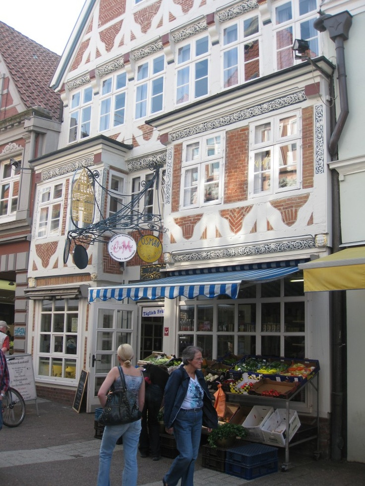 Buxtehude, Altes Land, Germany