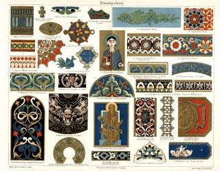 Decorative Borders On Pinterest Henna Mehndi Floral Border And