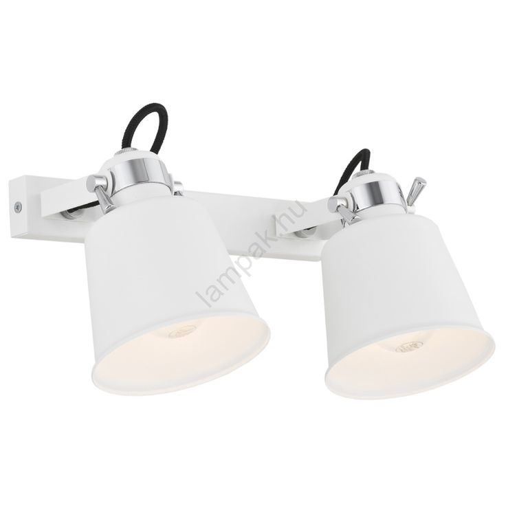 Argon 672 - Fali lámpa KONGO 2xE27/60W/230V