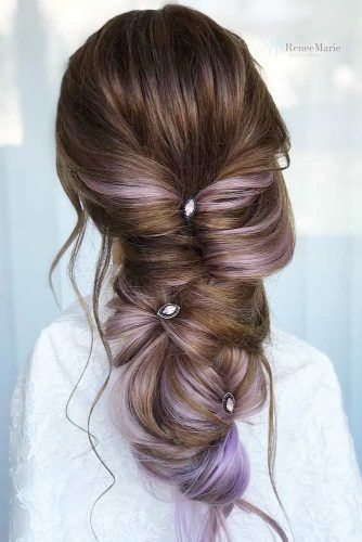 Stunning Prom Hairstyles for Long Hair for 2018 ★ See more: http://glaminati.com/stunning-prom-hairstyles-for-long-hair/ #haircutsforlonghair