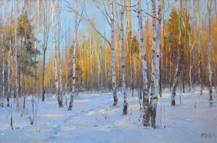 Efremov Alexey. Golden February