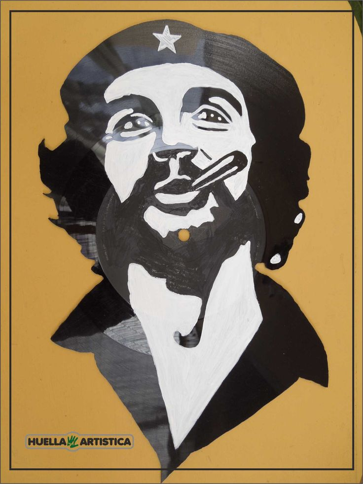 Vinilo Art Huella Artística. Promoción  en el Taller.