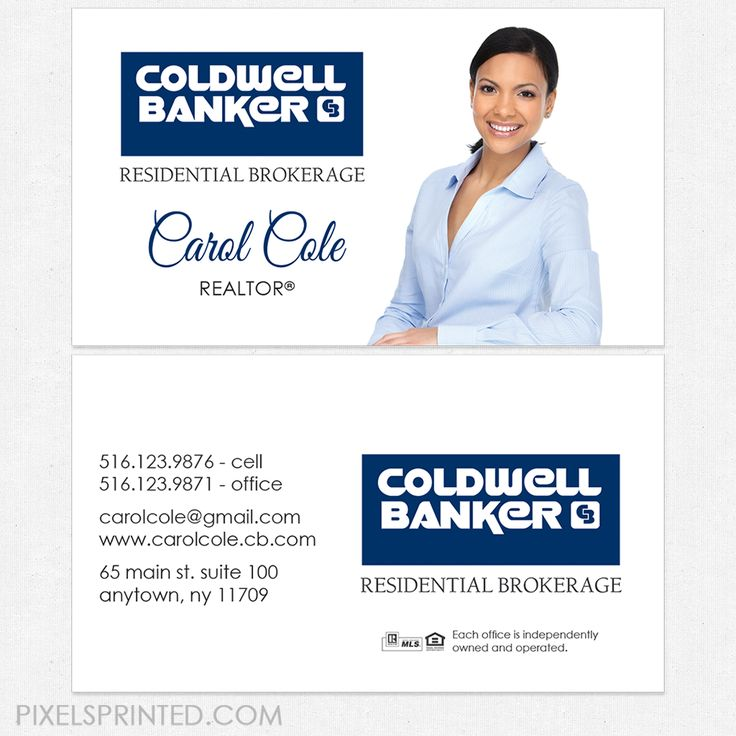 Coldwell business cards, Coldwell Banker business cards, Coldwell Banker cards, Coldwell cards, realtor business cards, realty business cards, real estate business cards, broker business cards, simple modern real estate business cards, broker cards