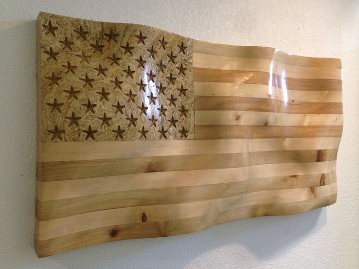 Gryphon CNC American Flag   Flickr - Photo Sharing!