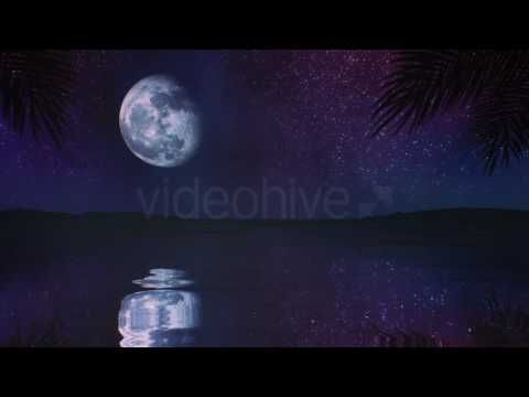 Tropical Moon 4k & FHD || Videohive - YouTube