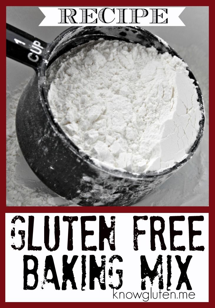 I've finally come up with an inexpensive all purpose gluten free baking mix that I really like!  I don't really do New Years resolutions. I do something weirder. Every year on my birthday I pick a ...