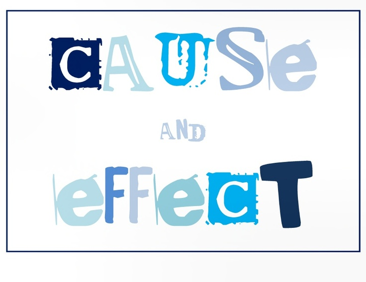 Cause and Effect Mini-Unit!