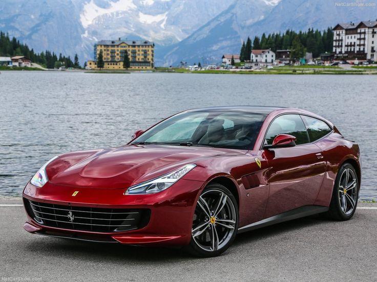 ''2017 Ferrari Lusso GTC4 '' 2017 Véhicules concept, Nouvelles voitures Pour 2017