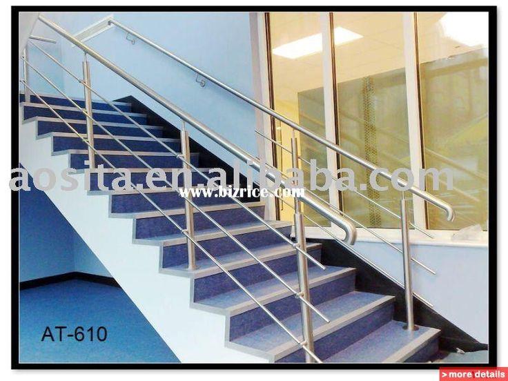 Best Interior Stair Railings Steel Interior Stair 400 x 300
