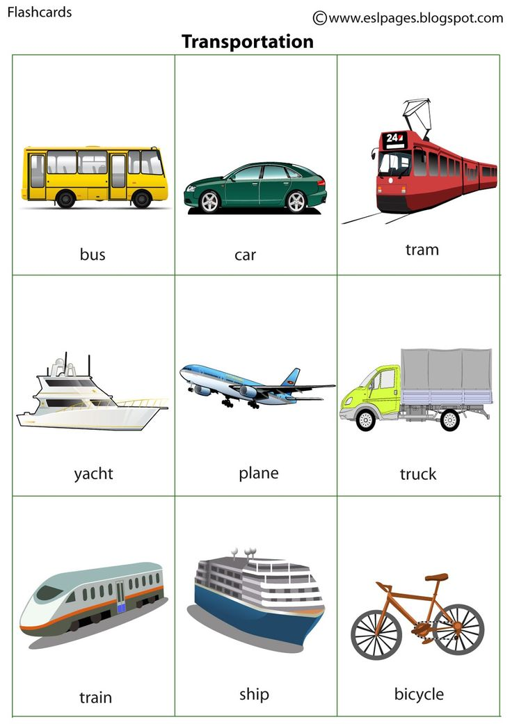 17 Best images about Transport on Pinterest | Preschool ...