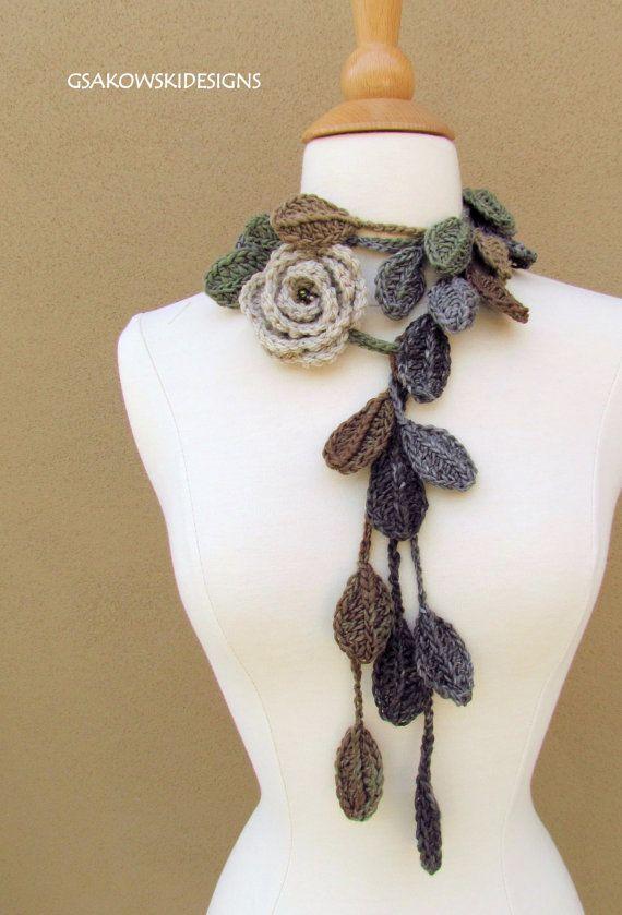 Reina Elizabeth rosa lazo-Scarflette-ropa por gsakowskidesigns