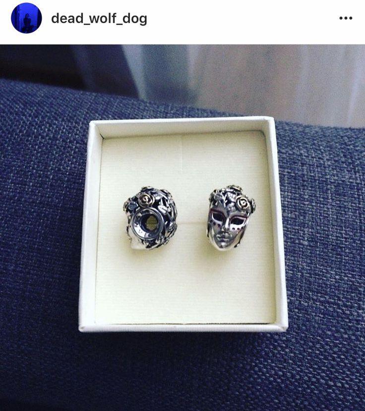 """Рубрика """"Мой первый браслет Diamare"""", чудесные фотографии от @dead_wolf_dog из Instagram. ✨"""