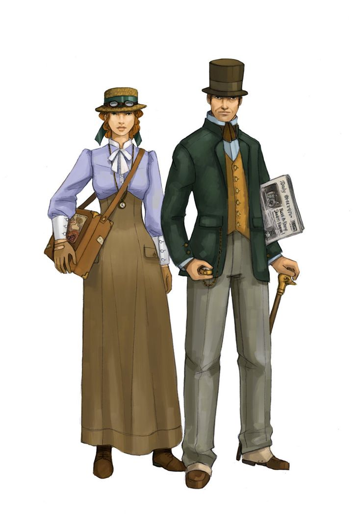 1000+ images about Steampunk Archetypes on Pinterest ...