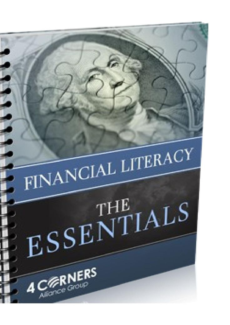 Financial literacy the essentials