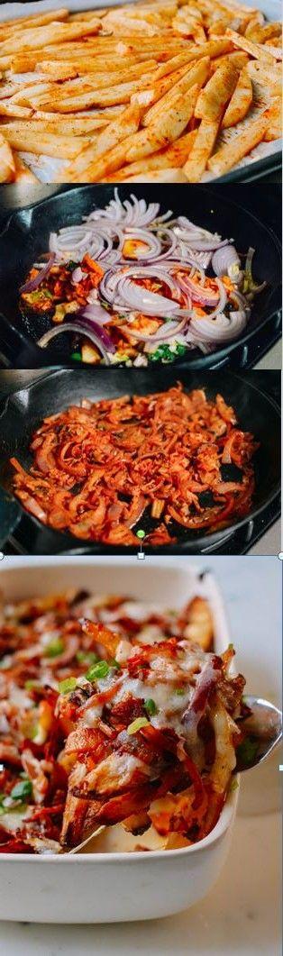 Kimchi Fries Recipe by The Woks of Life