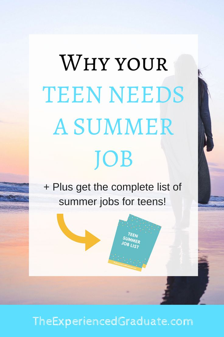 Summer is the best time for teens to get a job and earn some money! With no  more time commitments from school, they have the freedom to work as long  and as hard as their little hearts desire!  But many teens and parents face challenges with summer jobs.  Challenges like  - How can my teen