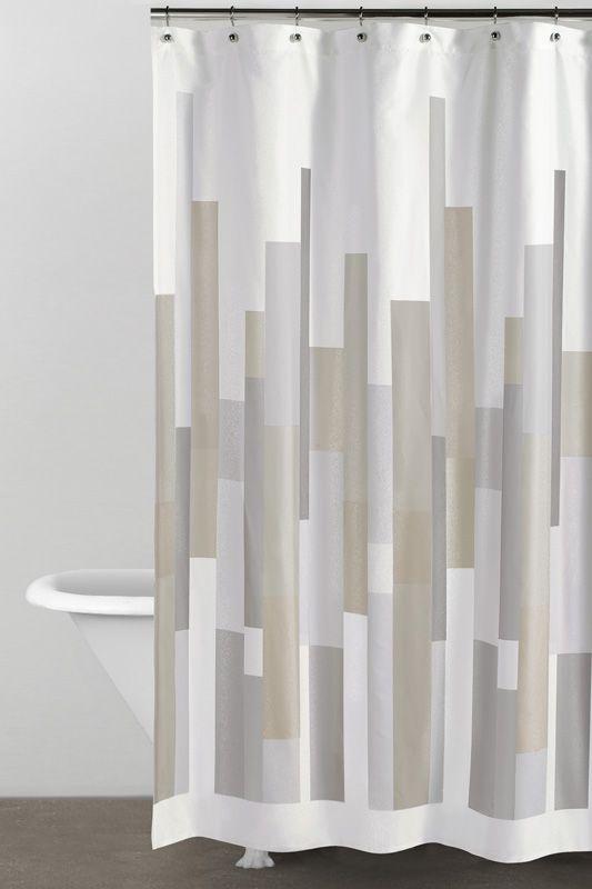 Google Image Result For Http Www Donnakaranhome Com Common Bathroom Curtainsfabric Shower