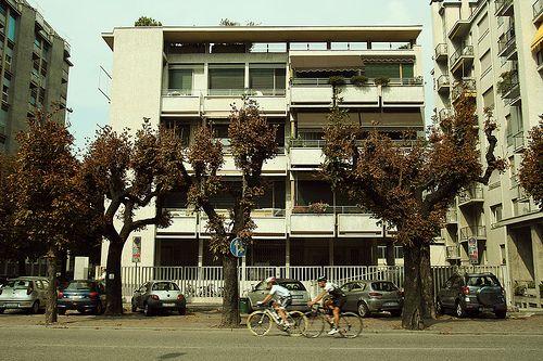 Casa Giuliani Frigerio, Como  Giuseppe Terragni, 1940