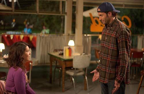 Luke and Lorelai (Scott Patterson and Lauren Graham), Gilmore Girls