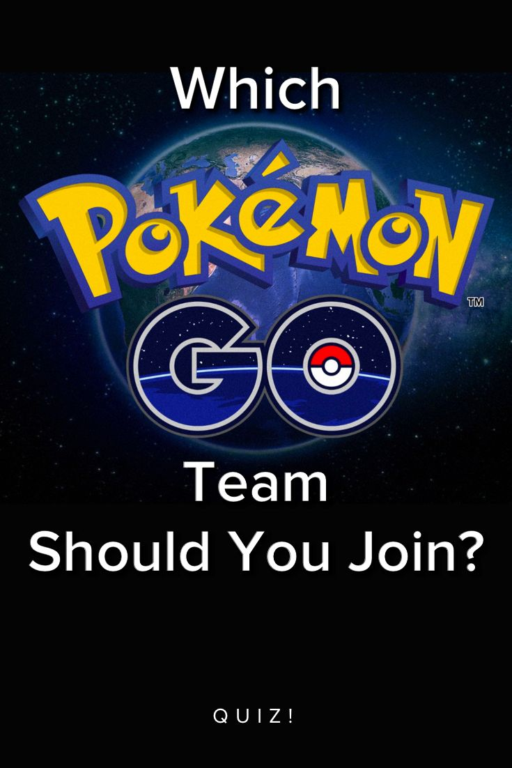 how to choose your team in pokemon go