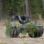 Resumen: FN Herstal y Milrem Robotics presentan un sistema de combate no tripulado militarizado en la feria DSEI