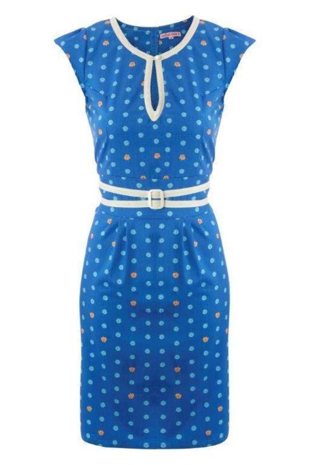 Such a great dress silhouette! Patroon Roxanne Maat M  (Digitaal)