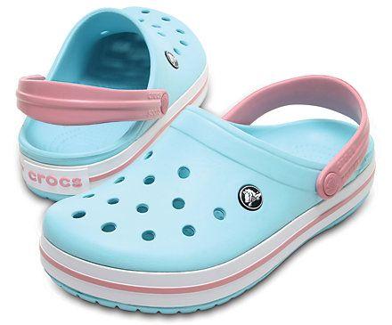 Zapatos azules vintage Crocs infantiles 4uoaw9IpI