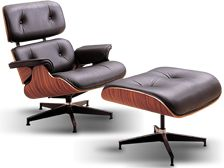 Leather Lounger