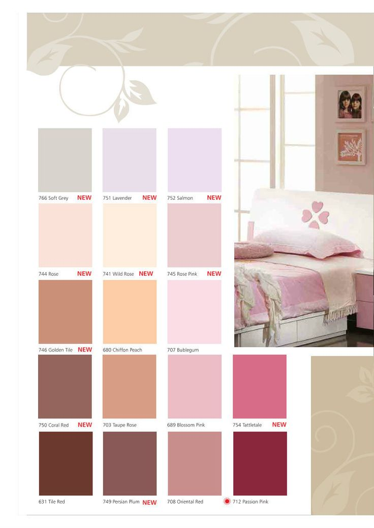 These sweet colors build a smooth atmosphere for your home interior design. Good for living room, dining room, moreover for a girl bedroom. What's your favorite? #HiyotoIdea #homedesign #homedecor #housedesign #colorcombination #bedroom #HiyotoIdea