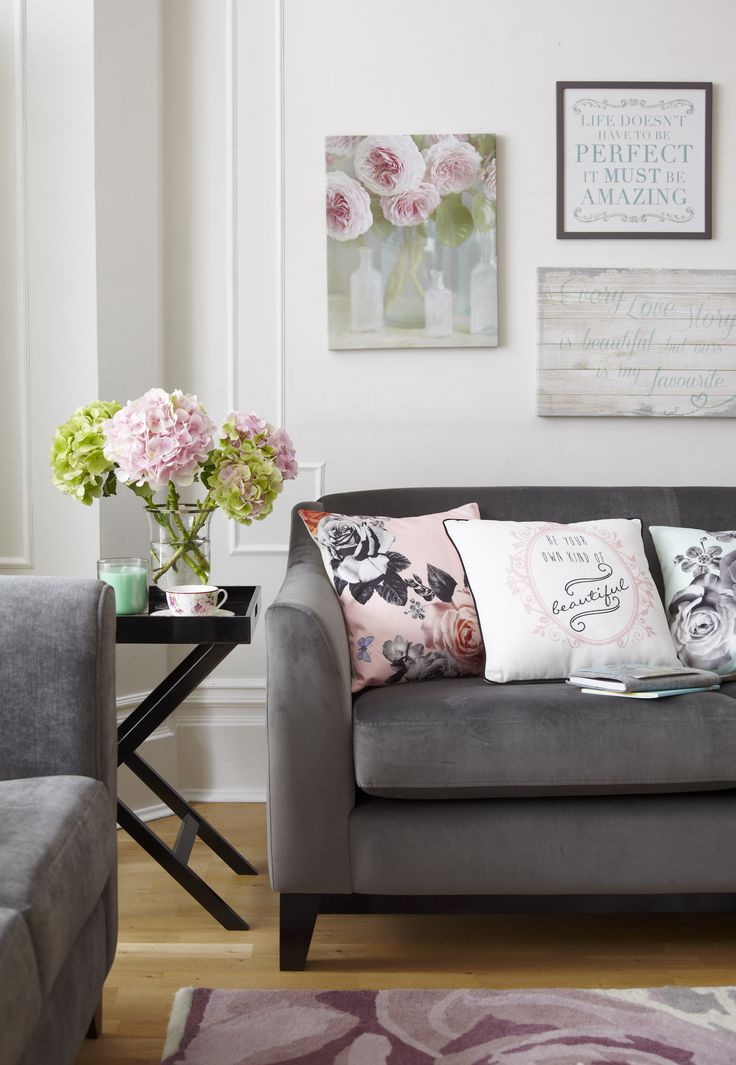 Romantic Room Setting: 1000+ Images About DO IT: Sofa Styling On Pinterest
