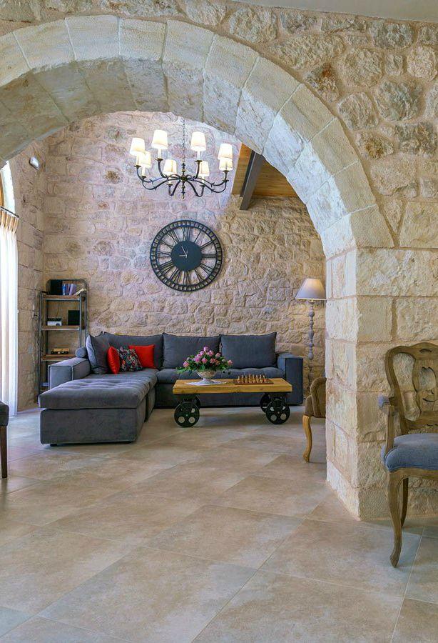 Villa Castle with 5 bedrooms and private sea view pool in Asteri, Rethymno, Crete