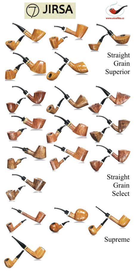 Dýmky Jirsa Jirsa pipes