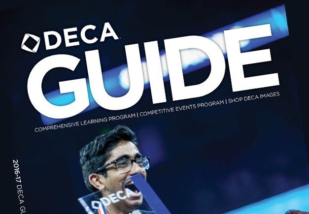 Own Your Future with the 2016-2017 DECA Guide